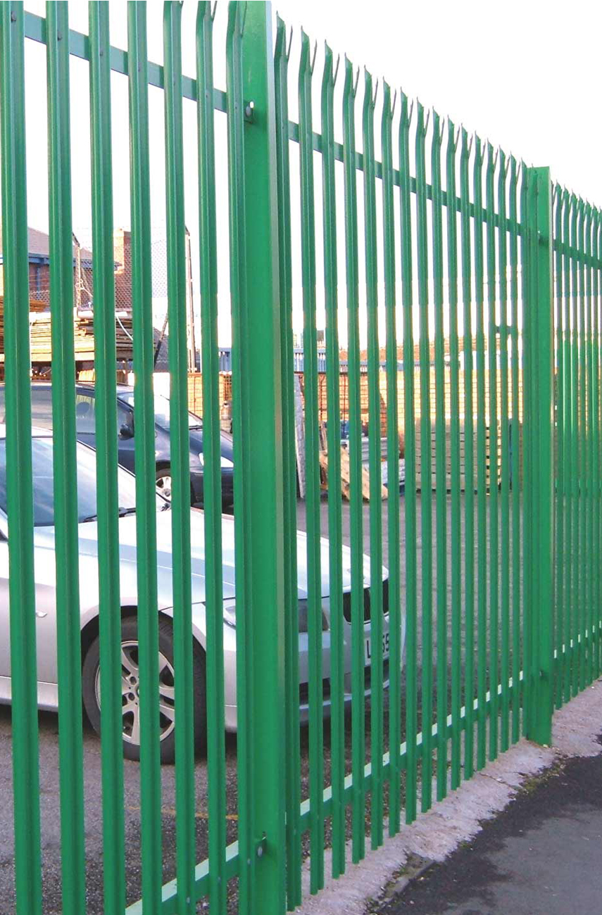 PALISADE FENCE SYSTEM | Barkers Fencing