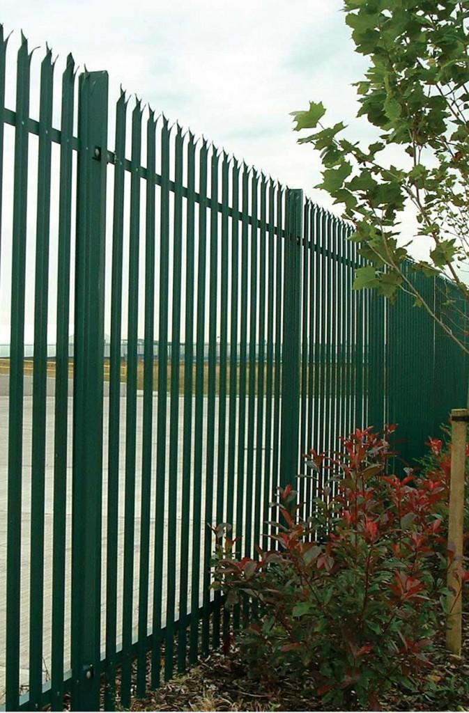 Palisade Fence System Barkers Fencing